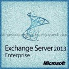 Microsoft Exchange Server 2013 Enterprise 64bit 1 User CAL|Lifetime| KEY and D/L