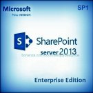 Sharepoint Server Enterprise Edition 2013 SP1 Lifetime Licence Key Software Pack