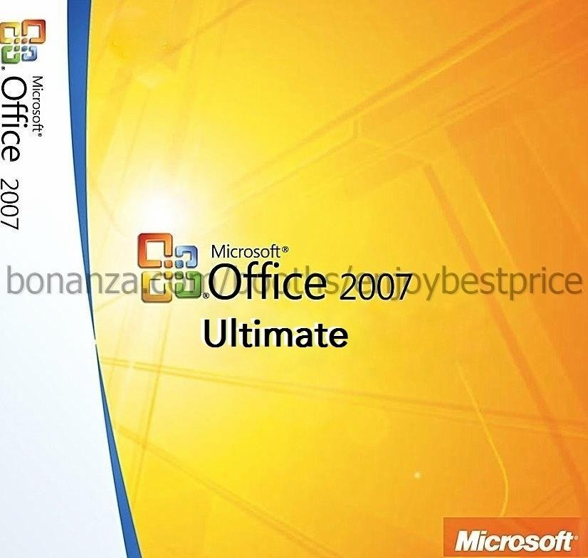 microsoft office ultimate 2007 download