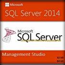 SQL Server 2014 Management Studio 32 64 bit Lifetime Full Edition Download Link