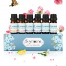 Pure Aromatherapy Essential Oil 6pc A Set for Air Diffuser Aroma Humidifier