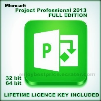 Download Project Professional 2013 Key