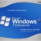 Microsoft Windows XP Professional Edition 64 bit Lifetime FULL NEW KEY + LINK