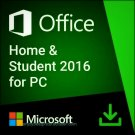 Microsoft Office 2016 Home & Student 32 64 bit Lifetime KEY Soft Link INCLUDED