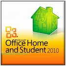 Microsoft Office 2010 Home & Student 32 64 bit Lifetime KEY Soft Link INCLUDED