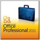 Microsoft Office 2010 Professional 32 64 bit Lifetime KEY Soft Link INCLUDED