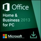 MS Office 2013 Home & Business 32 64 bit Lifetime KEY Soft Link INCLUDED