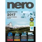 Nero 2017 Platinum CD/DVD Burning  INSTANT DELIVERY Key +Software