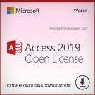 Microsoft Access Professional 2019 32 64 bit Lifetime KEY +Download