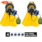 2-Person Ultimate CBRN Protection Package