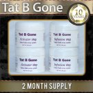 Tat B Gone 2 Months Supply - The Original & Most Effective Solution For Tattoo Removal