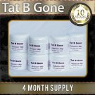 Tat B Gone 4 Months Supply - The Original & Most Effective Solution For Tattoo Removal