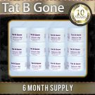 Tat B Gone 6 Months Supply - The Original & Most Effective Solution For Tattoo Removal