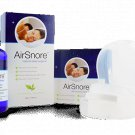 AirSnore Combo - AirSnore Mouthpiece & AirSnore Oil Drop - stop snoring sleep better