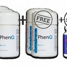 PhenQ Five Weight Loss Supplements In One - 3 Bottles + 2 Free (5 Mths Supply) + Free Advana Cleanse