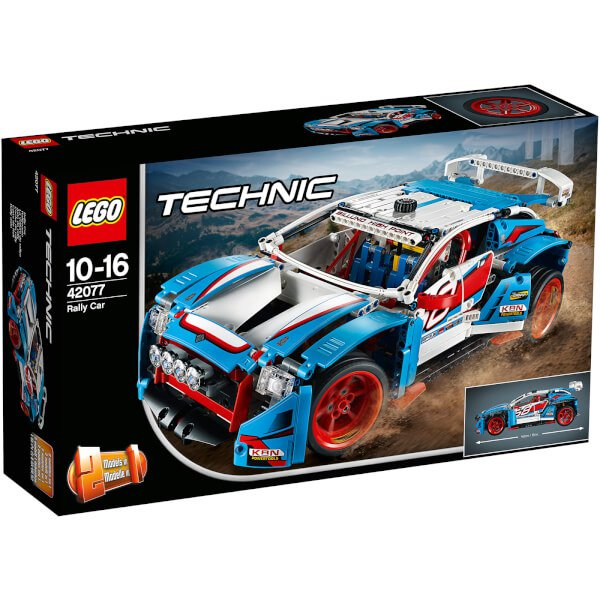LEGO Technic: Rally Car (42077)