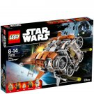 LEGO Star Wars: Jakku Quadjumper (75178)