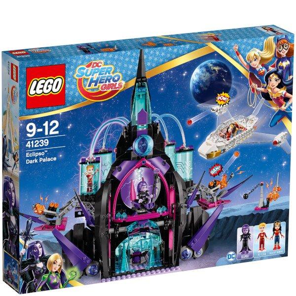 LEGO DC Superhero Girls: Eclipso Dark Palace (41239)
