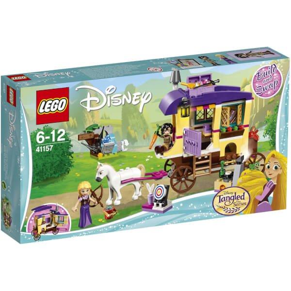 LEGO Disney Princess: Rapunzel's Traveling Caravan (41157)