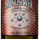 MesoSilver - Nanoparticle Colloidal Silver - 500ml (16.9 Fluid Oz.)