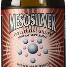 MesoSilver - Nanoparticle Colloidal Silver - 250ml (8.45 Fl. Oz.)
