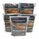Ration-X Set of 5 Self Heating MRE Packs