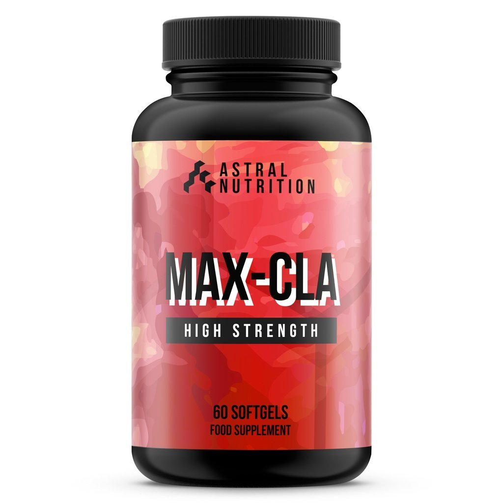 MAX CLA Pills 1 Bottle (One Month Supply)