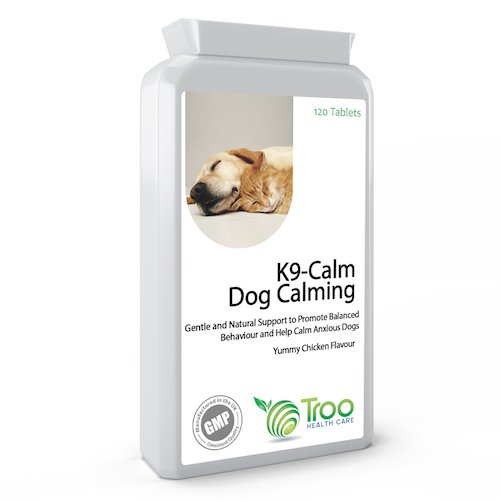 K9-Calm Pet Calming 120 Chicken Flavour Tablets