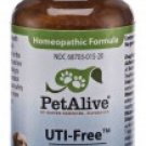 UTI-Free for Urinary & Bladder Problems in Cats and Dogs