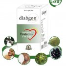 Herbal Diabetes Pills - 120 Diabgon Capsules