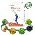 Herbal Diabetes Control Supplements -  100 Diabec Capsules