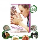 Organic Herbal Female Libido Supplements - 50 Fantasy Capsules