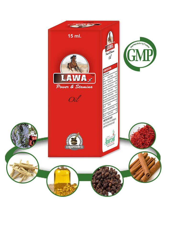 Organic Herbal Premature Ejaculation Oil - 3 x 15ml Bottles
