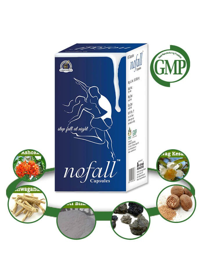 Organic Herbal Nocturnal Sperm Emission Treatment - 60 Capsules - FREE SHIPPING