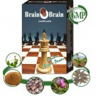 Herbal Brain Enhancer Pills - 200 Capsules