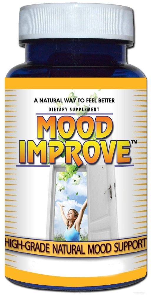 Mood Enhancer Support Supplement (30 Capsules) - Mood Improve