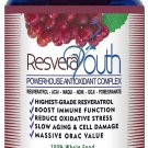 Resveratrol Super Fruits Antioxidant Supplement (60 Capsules) - ResveraYouth