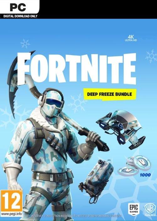 Fortnite Deep Freeze Bundle Epic Games PC Key - Global