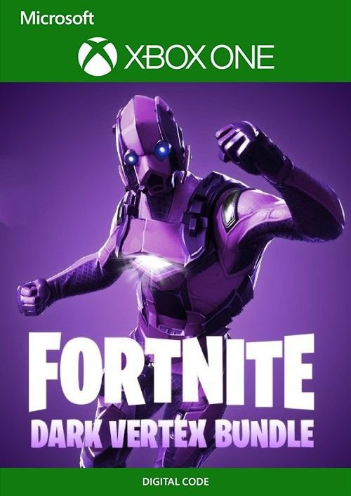 Fortnite Bundle: Dark Vertex + 2,000 V-Bucks Xbox One - Global
