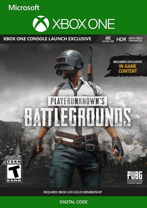 PlayerUnknown's Battlegrounds (PUBG) Xbox One - Global