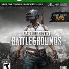 PlayerUnknown's Battlegrounds (PUBG) Xbox One - Global