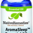 AromaSleep Essential Oil Blend - relaxing, calming, and sedating