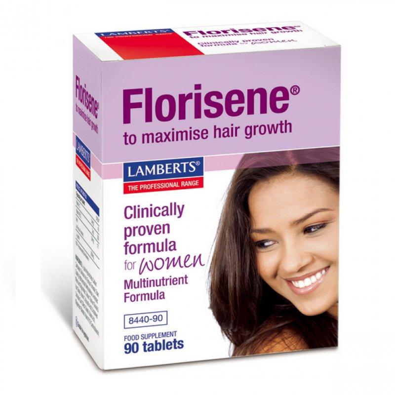 Lamberts Florisene for Women 270 Tablets To Reverse Hair-Loss CTE (Chronic Telogen Effluvium)