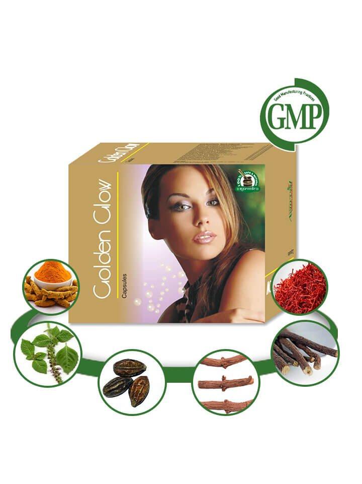 Natural Herbal Acne Pills - 90 organic herbal pills