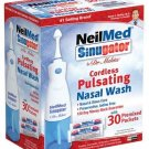 NeilMed Sinugator Cordless Pulsating Nasal Wash Kit