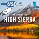 Apple Mac OS X 10.13 High Sierra Recovery Repair Reinstall USB