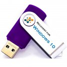 Recovery Restore USB for Windows 10 Home and Professional 32/64 Bit Reinstall