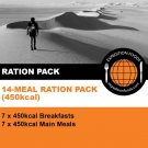 14-Meal Ration Pack (450kcal)