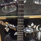 OLP Grey Industrial Design Gauge Guitar #S05070274