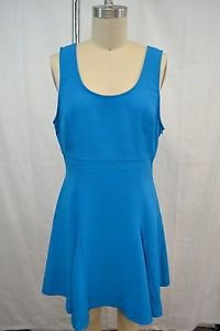 STYLESTALKER DIAMOND BLUE BASKETBALL JONES DRESS SIZE 6 RETAIL $167
